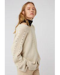 Dorothee Schumacher - Rebelious Companion Pullover O-neck 1/1 - Lyst