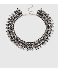 Dorothy Perkins - Multi Colour Beaded Collar Necklace - Lyst