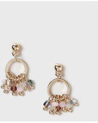Dorothy Perkins - Mini Beaded Drop Earrings - Lyst