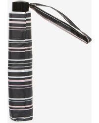 Dorothy Perkins - Multi Coloured Pretty Striped Umbrella - Lyst