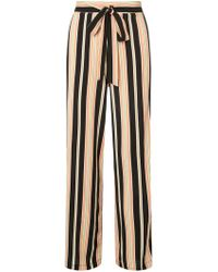 Dorothy Perkins - Blush Striped Palazzo - Lyst