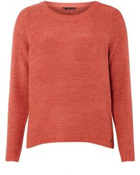 Dorothy Perkins - Only Rose Knitted Jumper - Lyst
