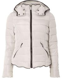 Dorothy Perkins - Pebble Tipped Padded Coat - Lyst