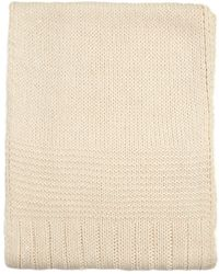 Dorothy Perkins - Oat Knitted Scarf - Lyst