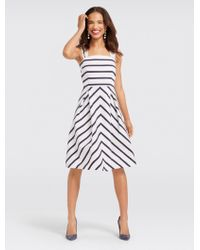 Draper James - Collection Stripe Wentworth Dress - Lyst