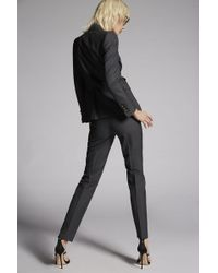 DSquared² - Tropical Weight Stretch Worsted Wool Helmut Suit - Lyst