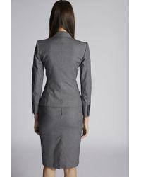 DSquared² - Textured Cotton Dominatrix Suit - Lyst