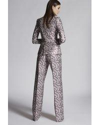 DSquared² - Mix Lurex Marlene Night Suit - Lyst