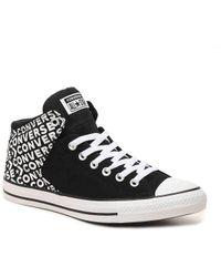 e4b18796ee58 Converse - Chuck Taylor All Star Hi Street Word High-top Sneaker - Lyst
