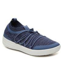 Fitflop - Uberknit Ghillie Slip-on Sneaker - Lyst