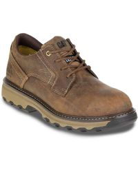 Caterpillar - Tyndall Steel Toe Work Shoe - Lyst