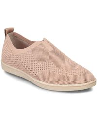 Born - Womens Antero Fabric Low Top Slip On Fashion Sneakers - Lyst