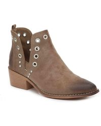 2e176a8b661 Lyst - Wanted Kneely Western Boot in Brown