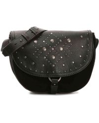 Lucky Brand | Darby Leather Crossbody Bag | Lyst