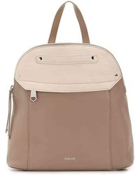 Perlina | Emma Leather Backpack | Lyst