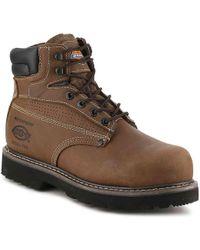 Dickies - Breaker Steel Toe Work Boot - Lyst