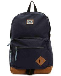 Lyst - Steve Madden Men s Printed Classic Backpack in Black for Men e416f6c49c5b3
