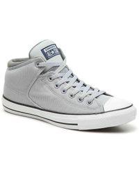 Chuck Taylor All Star Hi Street High top Sneaker Gray