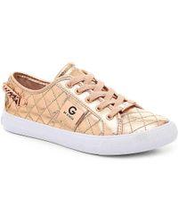 G by Guess - Backerett Sneaker - Lyst