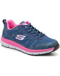 Skechers Work - Comfort Flex Work Sneaker - Lyst