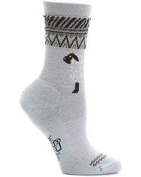 Woolrich - Sheep Boot Socks - Lyst