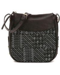 Perlina - Krista Leather Crossbody Bag - Lyst