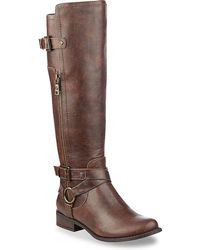 G by Guess - Herly Riding Boot - Lyst