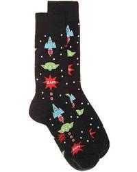 Sock It To Me - Zap Zap Crew Socks - Lyst
