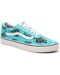 04b9dfb7096b Lyst - Vans Ward Men Us 8 Purple Skate Shoe for Men