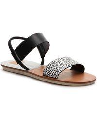 Dolce Vita - Neily Flat Sandal - Lyst