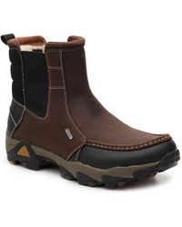 ef17aa5af6e Lyst - Ahnu Women's Montara Boot Luxe Wp Insulated Snow Boots in Brown
