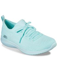 e9db7339db74 Skechers - Sport Ultra Flex Pastel Party Slip-on Sneaker - Lyst