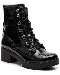 Steve Madden - Georgie Combat Boot - Lyst