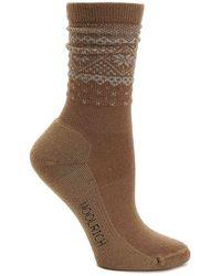 Woolrich - Fairisle Boot Socks - Lyst
