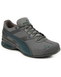 Lyst - Reebok Zig Zag Hi-top Sneakers in Black for Men df8e3687a
