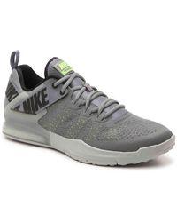 dfc4574217d Lyst - Nike Zoom Domination Men s Training Shoe in Gray for Men