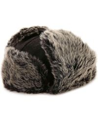 Dockers - Furry Trapper Hat - Lyst