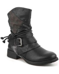 Dirty Laundry - Ttyl Bootie - Lyst