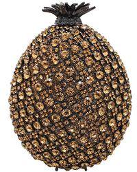 La Regale - Pineapple Clutch - Lyst