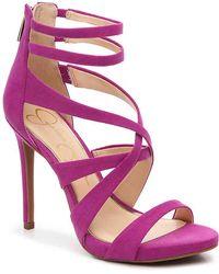 Jessica Simpson - Rayomi Platform Sandal - Lyst