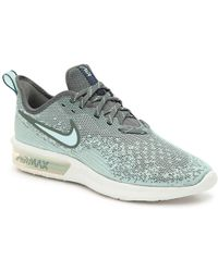 6dcec4ac290a Lyst - Nike Air Max Sequent 2 Black racer Pink anthracite Running ...