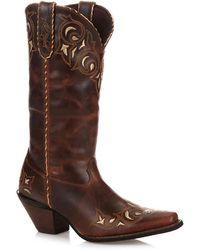 Durango - Sew Sassy Western Cowboy Boot - Lyst