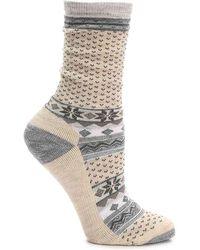 Smartwool | Cozy Cabin Boot Socks | Lyst