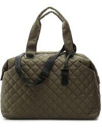 Steve Madden - Quilted Weekender Bag - Lyst