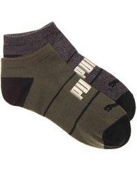 PUMA - Superlite No Show Socks - Lyst