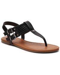 MIA - Ivelise Flat Sandal - Lyst