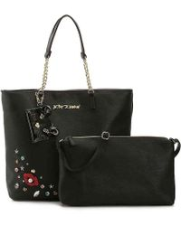 Betsey Johnson | Pins Tote | Lyst