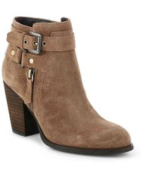 Guess - Floora Bootie - Lyst