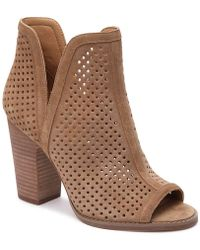 Lucky Brand - Larise Bootie - Lyst