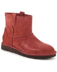UGG - Classic Unlined Mini Bootie - Lyst